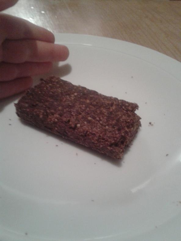 Homemade Cocoa Bars
