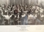 Family at a 1939 IRFU dinner