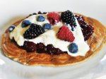 pancakes-with-berries-and-cream