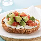 Cottage Cheese - half a small tub = 10g protein